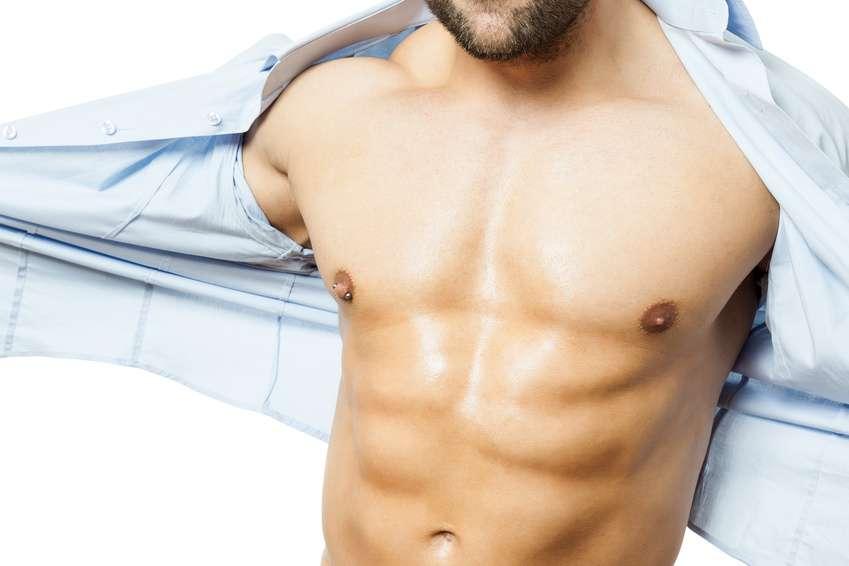 Männerbrust - Brustverkleinerung für den Mann und