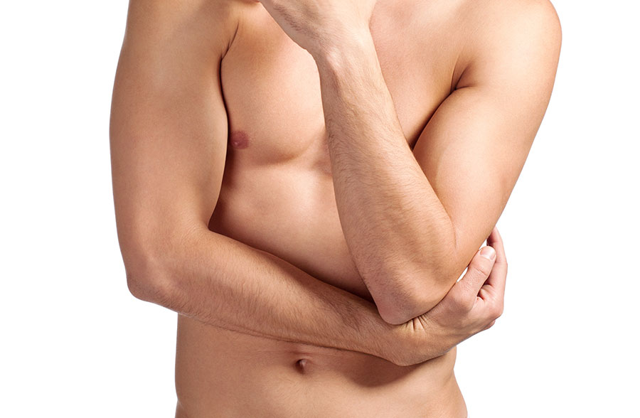 Bauch wird immer dicker mann